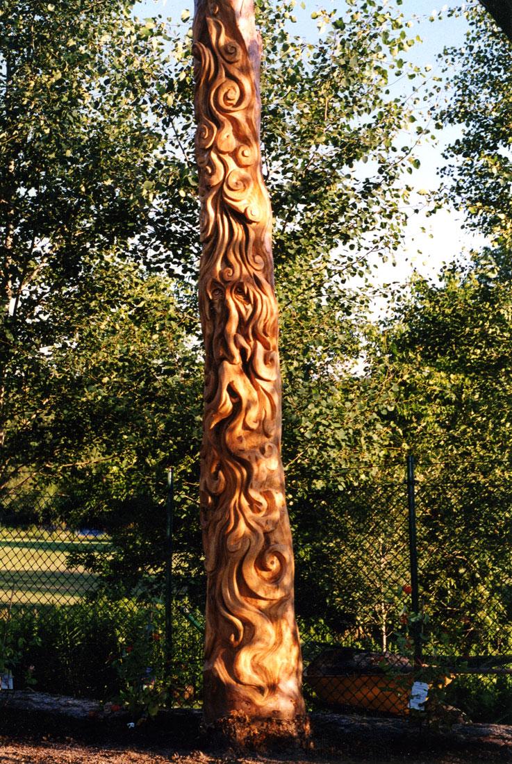Sculpture Daniel Haché